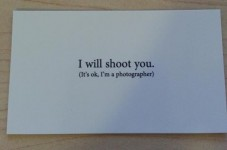 Business Cards: Relevant in this day and age?